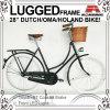 Велосипед города тормоза каботажного судна ой рамки 28  для повелительницы (AYS-2828S-10)