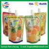 Fastfood- Tülle-Beutel für Fruchtsaft-Verpackung