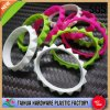 Wristband dentado maioria barato especial do silicone (TH-692)