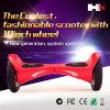 trotinette de equilíbrio do auto esperto da roda da polegada 2 de Hx 10 com o auto de Bluetooth que balança Hoverboard elétrico