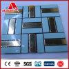 Painel composto de alumínio do projeto do mosaico para decorativo interno