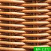 새로운 Design Outdoor Plastic Rattan Raw Fiber Furniture Making Materia (lBM-11172)