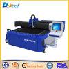 Laser da fibra de Ipg 500W da máquina de processamento do tubo do metal que corta 10mm