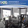 PP/LDPE/PVC queGira a máquina gêmea da extrusora de parafuso/granulador plástico