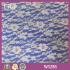 Tela de materia textil impresa flor del nilón del 100% que hace punto (W5288)