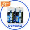 Baterias alcalinas superiores do poder 1.5V C