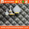 2016 le plus défunt papier peint à la maison de panneau de mur de la décoration 3D