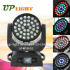 4in1 Wash Zoom Aura LED Moving Head 36PCS 12W RGBW Lumière