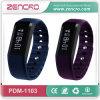 Reloj elegante de Peodmeter del deporte de la pulsera de Bluetooth 4.0 de la fuente de Zencro