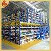 Estructura de estante de niveles múltiples del entresuelo del almacén del metal