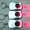 Promotion Gifts (4060)를 위한 차 Shape Keychain LED Light