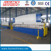 Verbiegende Maschine der hydraulischen Platte des Edelstahls WC67Y-100X6000/Metallfaltende Maschine