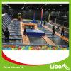 Trampoline пригодности суда Trampoline Factorys крытый для взрослых