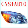 Bombilla impermeable del color LED