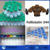 Entrega segura Bodybuilding Follistatin do pó do preço de fábrica 99% do CAS 158709-61-6 344 Peptides