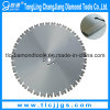 Laser Welded Diamond Wall Saw Blades 또는 Line up Diamond Saw Blades