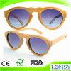 100%Real Wooden und Bamboo Sunglasses Auf Lager (LS3006-C5)