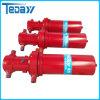 cilindro padrão da pressão de funcionamento 22MPa da fábrica de China
