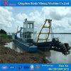 Goldausbaggernde Boots-Bergwerksmaschine für Verkauf