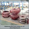 Центробежный переменчивый насос Slurry частей запасных частей металла