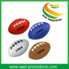 Boule de jouet promotionnelle PU Foam Anti Stress avec forme de football