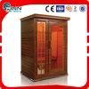 Verwarmer Één van het spectrum Zaal van de Sauna van de Stoom van de Persoon de Draagbare