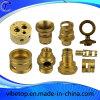 Peças de trituração do CNC do bronze da precisão do OEM com preço de fábrica