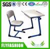 学校の教室学生の単一のカスタマイズされた机およびPPの椅子