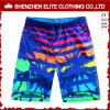 Hot Sale High Quality Custom Made Beach Shorts para homens (ELTBSI-1)