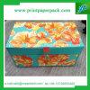 Изготовленный на заказ упаковывая коробка подарка ящика печатание