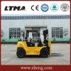 Preço do competidor do caminhão de Forklift Diesel hidráulico de 7 toneladas