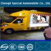 carro al aire libre lateral de la visualización de LED 6tyres 3 P8