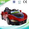 Carro elétrico plástico da forma das crianças para o brinquedo do presente dos miúdos