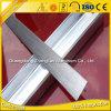 ángulo de aluminio aplicado con brocha 6063 6463