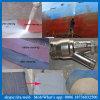 Coque de bateau nettoyant la pompe à haute pression humide de nettoyage de l'eau de plongeur de soufflage de sable