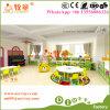 중국 도매가 플라스틱 테이블과 의자 유치원 가구