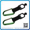주문을 받아서 만들어진 로고를 가진 승진 3D 연약한 PVC Carabiner Keychains
