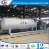 El tanque del tanque 20mton LPG del patín de ASME 40ton LPG en patín