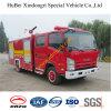 vehículo de lucha contra el fuego Euro4 de 3ton Isuzu