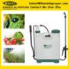 16L désinfectant le pulvérisateur de sac à dos manuel de HDPE