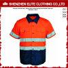 Рубашки износа работника безопасности износа минируя безопасности отражательные (ELTHVSI-11)