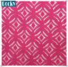 stof van het Kant van 150cm de Roze Nylon voor Dame Garment