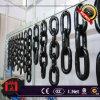 304 de acero inoxidable soldada cadena de elevación