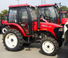 Chinese New 50HP Farm Tractor 4WD of 2WD