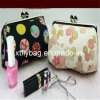 Metal Hasp (FLY-CS-037)를 가진 폴리에스테 Cosmetic Bag