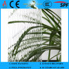 3-8mm Clear Raindown Patterned Glass com CE & ISO9001