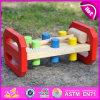 Libbra di legno del nuovo di disegno giocattolo divertente del bambino una spina W11g036