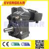 Motor engranado serie-paralelo del reductor de velocidad del eje de F para el transportador