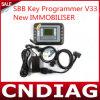 Programador chave V33 Immobiliser novo de SBB