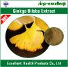 Prodotto reale del foglio puro di Biloba P.E. 100% del Ginkgo